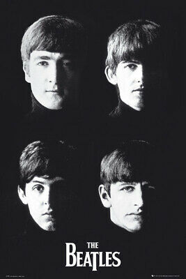 THE BEATLES GROUP POSTER (61x91cm)  PICTURE PRINT NEW ART