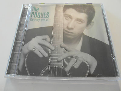 The Pogues - The Very Best Of... (CD Album 2001) Used Very Good