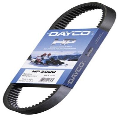 2002-2006 Polaris Sportsman 700 Drive Belt Dayco HP ATV OEM Upgrade Replacement Transmission Belts