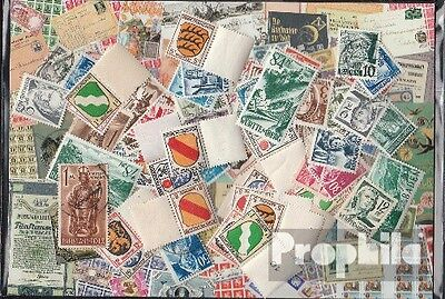 125 Briefmarken Franz. Zone-Wunderkiste
