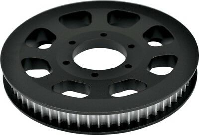 Baron Custom Accessories Rear Power Pulley 62-Tooth Black (BA-6574-01B)