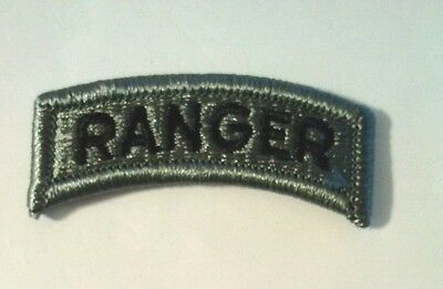 Ranger ACU Tab with/fastener    Made in America