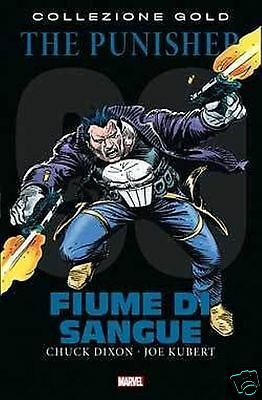 MARVEL GOLD: THE PUNISHER - FIUME DI SANGUE (Panini Comics, 2013)