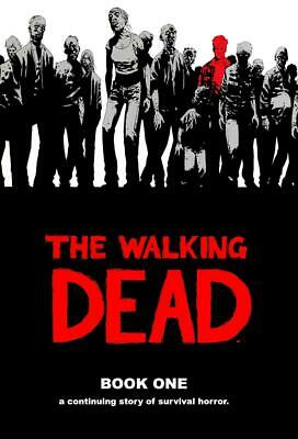 THE WALKING DEAD VOLUME 1 HARDCOVER New Hardback Collects #1-12 Robert Kirkham