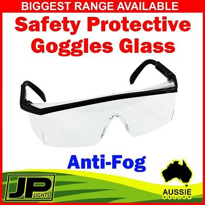 Safety Protective Goggles Glasses Eye Protection From Lab Dust Anti-Fog