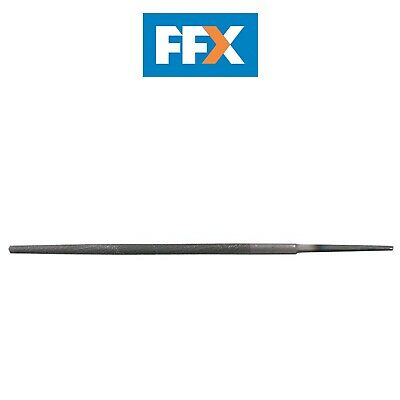 Draper RF/3 12 x 150mm Smooth Cut Round File