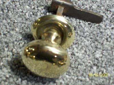 Brass Turn Knob Furniture/cupboard Door Handle -Af11-