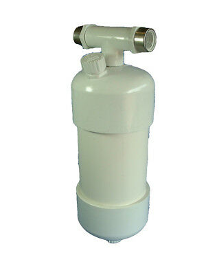 """Add-It fertilizer injector - ½ gallon capacity - ½"""" FPT inlet/outlet"""