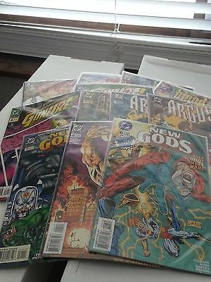 New Gods and More (21) Comic Book Lot From DC Comics