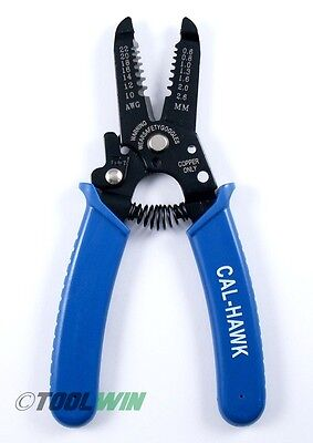 Multifunctional Wire Stripper Cutter Plier Cable Cutting Stripping Tool