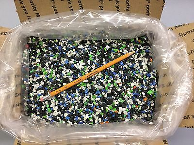 4 Lbs Recycled/reground Kingfa Plastic Pellets, Various Colors & Sizes