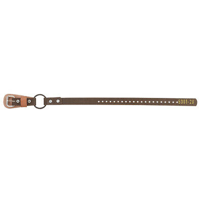 Klein Tools 5301-23 OPE Ankle Straps for Pole and Tree Climbers