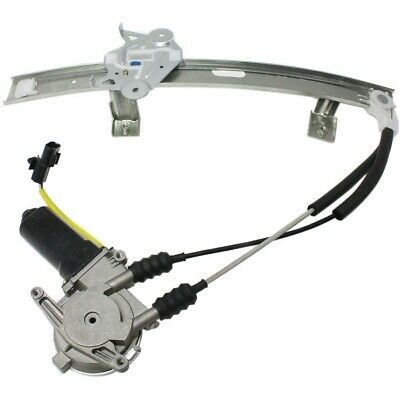 Power Window Regulator For 91-96 Mitsubishi 3000GT Front Right Side With Motor
