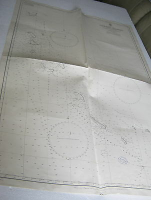 Pacific Ocean Gilbert Islands largely from surveys by HM Surveying Ship 'Cook'