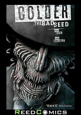 COLDER VOLUME 2 THE BAD SEED GRAPHIC NOVEL New Paperback Collects 5 Part Series