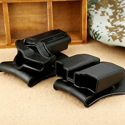 Hunting Defense Roto Belt Holster Double Paddle Magazine Pouch For Gun Model 92