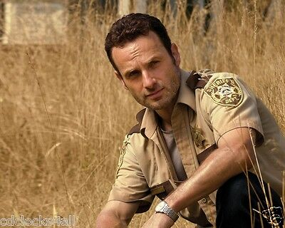 Andrew Lincoln / The Walking Dead 8 x 10 / 8x10 GLOSSY Photo Picture
