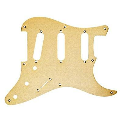 NEW! Genuine Fender '57 Stratocaster GOLD ANODIZED 8-Hole Pickguard 099-2143-000