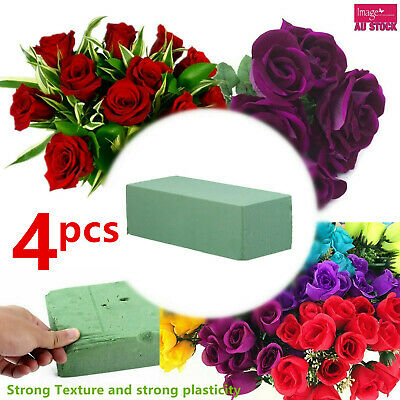 Wet Floral Foam Brick Block Type Green Flower Decoration 22.5x10.5x7cm YW