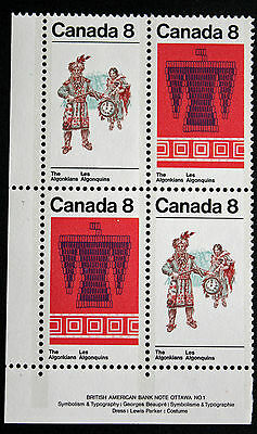 Timbre CANADA Stamp - Yvert et Tellier n°519 et 520 x2 n** (Cyn20)