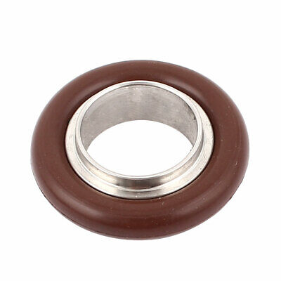 Stainless Steel 304 KF16 Flange Centering Ring Vacuum Pump Fitting