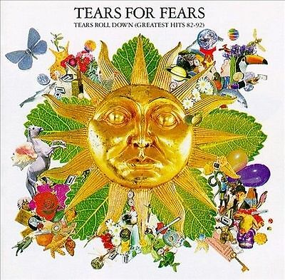 NEW Tears for Fears - Tears Roll Down: Greatest Hits 82-92 (Audio CD)