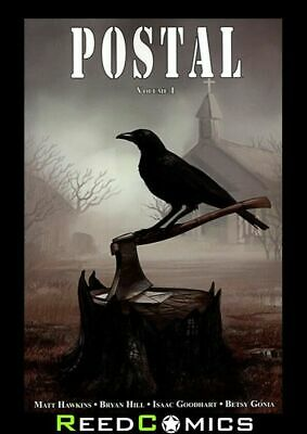 POSTAL VOLUME 1 GRAPHIC NOVEL New Paperback Collects Issues #1-4