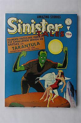 Alan Class Sinister Tales #179 Comic Wally Wood Charlton Thunder Agents Atlas