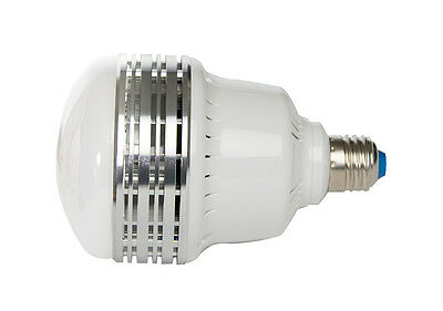 LED Daylight Bulb ES screw fit 45W Photographic CRI 90 5500K replace CFL Micansu