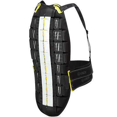 Knox Aegis Back Protector Body Protection Motocross MX Spine Armour Race Bike