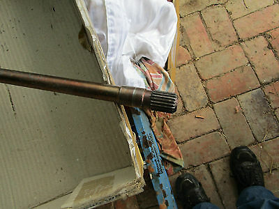 EVINRUDE JOHNSON outboard  2000-2014 75 HP-175 hp  5000615 UPPER DRIVE SHAFT