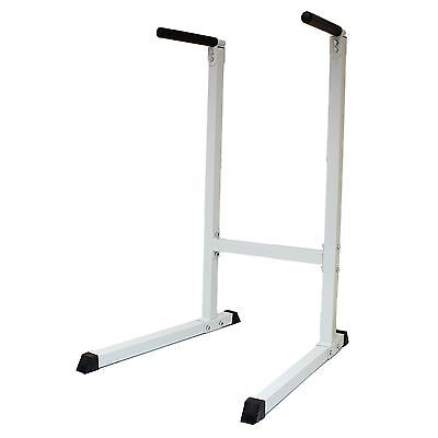 Dip/dipping Station Tower Bar Tricep/ab Fitness Exercise Home Gym Stand Bench