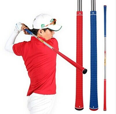new kaxiya 2way power stick golf swing training aid stick. Black Bedroom Furniture Sets. Home Design Ideas