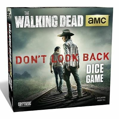 Walking Dead: Don't Look Back (Dice Game)