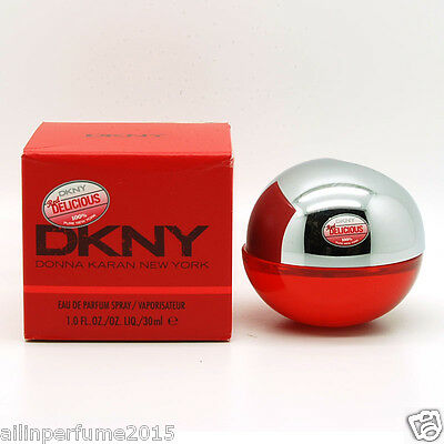 Red Delicious by Donna Karan 1.0 fl oz - 30 ml Eau De Parfum Spray for Women