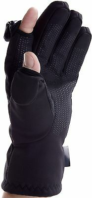 Zip/Magnet Photography Gloves
