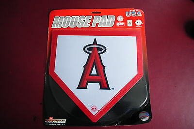 Los Angeles Angels of Anaheim Home Plate Mouse Mat