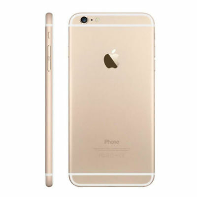 9c587a9be917b3 New Iphone 6 Plus Replacement Back Rear Housing Battery Cover Gold Uk Seller