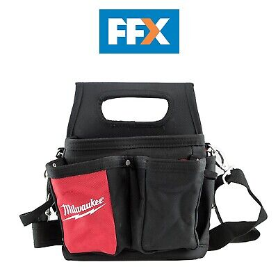 Milwaukee 48228100 Electricians Work Pouch with Quick Adjust Belt