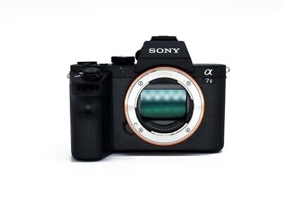 Sony A7II  A7M2 ILCE-7M2 Camera -Black(Body Only) Mark II