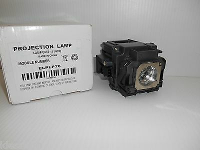 Epson Elplp76 Replacement Projector Lamp, For Many Powerlite Pro