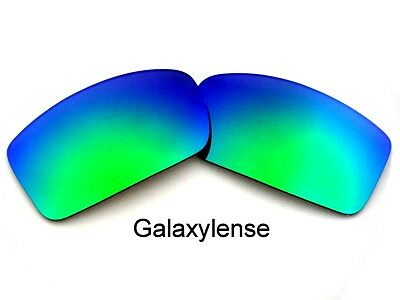 Oakley Replacement Lenses For Gascan Emerald Green Polarized By Galaxylense
