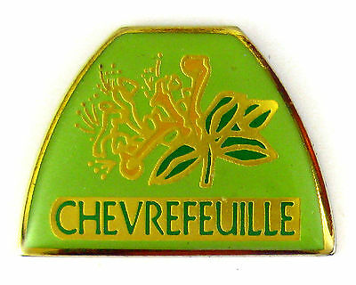Pin's pin badge ♦ PARFUM CHEVREFEUILLE DE YVES ROCHER