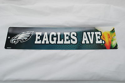 Philadelphia Eagles Street Sign