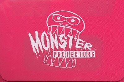 Monster Protectors Yugioh Pink Deluxe Armor Double Deck Box Brand New & Sealed!