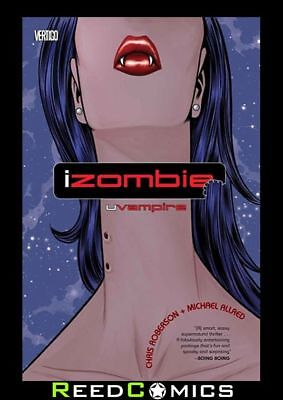 iZOMBIE VOLUME 2 uVAMPIRE GRAPHIC NOVEL New Paperback Collects Issues #6-12