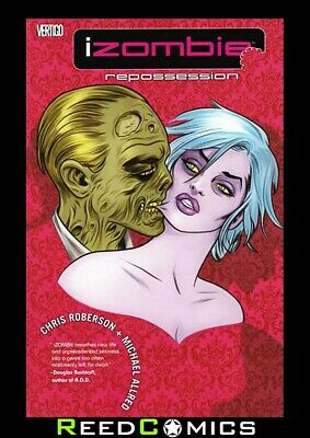 iZOMBIE VOLUME 4 REPOSSESSION GRAPHIC NOVEL Paperback Collects Issues #19-28