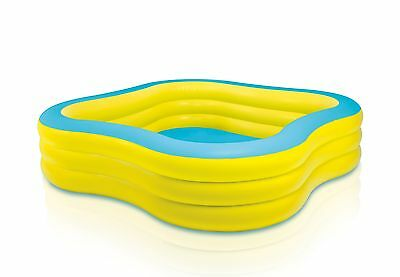 INTEX Swim Center Inflatable Family Swimming Pool - 57495EP