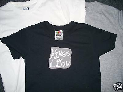 Kings Of Leon  T-Shirts 2/4T,6/8,10/12   6 Or 12 Months Also In Onesies