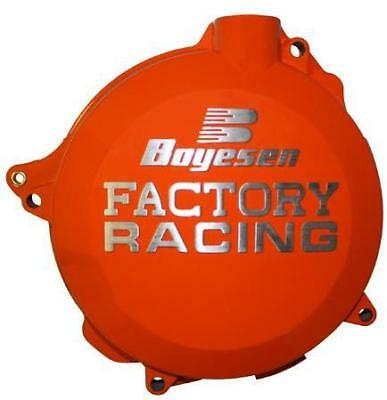 Boyesen Factory ORANGE Clutch Cover For KTM 450 500 11-13 CC-45O OEM Replacement